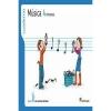 Cuaderno Musica 4 Primaria