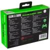 Kit de Protección con Funda + Grips de Silicona - Verde