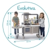 Smoby - Cocina Evolutiva