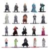 Harry Potter - Set con 20 Figuras de Metal