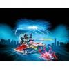 Playmobil - Zeddemore con Moto de Agua