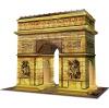 Puzzle 3D - Buildings Arco del Triunfo con Luz