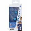 Auriculares JVC HA-ECX20 - Azul