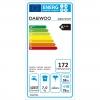 Lavadora Daewoo A+++ DWD-FV710T - Blanco