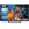 "TV LED 101,6 cm (40"") TD Systems K40DLX9FS, Full HD, Smart TV"
