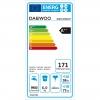 Lavadora 6 kg Daewoo A++ DWDMV610T