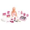 Smoby - Nursery Electrónica Baby Nurse