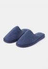 Zapatillas de estar por casa rizo para Mujer TEX