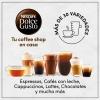 Café espresso en cápsulas Bonka Nescafé Dolce Gusto 16 unidades de 7 g.