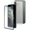 Carcasa y Protector Ideus para iPhone 11 Pro Max - Transparente