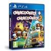 Overcooked! + Overcooked! 2 para PS4