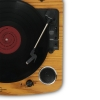Tocadiscos Ziu Wood Sound Bt