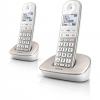 Teléfono Dect Philips XL4902S Duo
