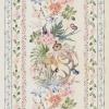 Mantel Estampado de Algodón DECODREAMS 150x250 cm Beige