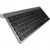 Teclado con Bluetooth Subbim Keyboard Pure Compact - Gris