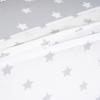 Saco Nórdico Desmontable Cuatro Piezas de Algodón TEX Cama 105 cm Gris
