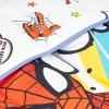 Edredón Infantil de Microfibra Spiderman MARVEL Cama 105 cm Azul
