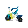 Smoby - Be Fun Triciclo Confort Azul