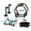 Juguetrónica - Pack Racing Drones Game 2Uds
