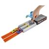 Hot Wheels - Maletín de carreras, accesorios para pistas de coches de juguete