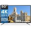 """TV LED 127 cm (50"""") TD Systems K50DLJ10US, 4K UHD, Smart TV"""