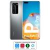 Huawei P40 Pro 8GB de RAM + 256GB - Plata