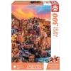 Puzzle Educa Manarola, Cinque Terre, Italia 300 Piezas XXL