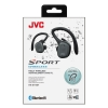 Auriculares Deportivos JVC HA-ET45TBU con Bluetooth - Negro