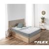 Colchón de Muelles Ensacados con ViscoGel FLEX Diamante  20 80x190 cm