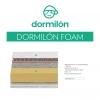 Colchón de Bloque HR con Visco DORMILÓN Dormilón Foam  80x200 cm