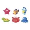 Pack Seis Muñecos para el Baño Olmitos