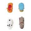 Pack Cuatro Muñecos para el Baño Olmitos