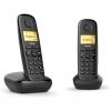 Teléfono Inalámbrico Gigaset A170 Duo - Negro