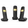 Teléfono Inalámbrico Gigaset A170 Trío - Negro