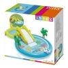 Centro de juegos acuático con tobogán Intex 323x175x74 Cm