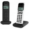 Teléfono Inalámbrico Alcatel Duo D285 - Blanco/Negro