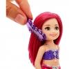 Barbie Dreamtopia - Pack de 3 muñecas Chelsea Sirena, Hada y Princesa