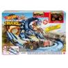 Hot Wheels - Monster Trucks Scorpion Sting pista para coches de juguete