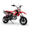 Moto Cross Rojo Figther 24V