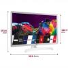 "TV LED 60,96 cm (24"") LG 24TN510S-WZ, HD, Smart TV"