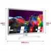 "TV LED 71,12 cm (28"") LG 28TN515S-WZ, HD, Smart TV"