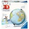 Ravensburger Puzzle 3D - 3D Mapamundi 540 piezas