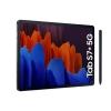 """Tablet Samsung Galaxy Tab S7+ 5G 6GB, 128GB, 31,50 cm - 12,4"""" - Negro"""