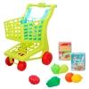 My Home Colors - Carrito supermercado con alimentos
