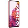 Samsung Galaxy S20 FE 5G, 6GB de RAM + 128GB - Rojo