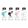 Auriculares Inalámbricos JVC con Bluetooth - Rosa