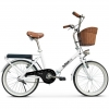 "E-Bike Nilox J1 plegable 36V  6AH  20""x1.75"""