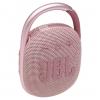 Altavoz Portátil JBL Clip 4 con Bluetooth - Rosa