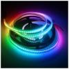 Tira Led RGB 10M Con Mando y Transformador Recortable y Enlazable  Nine&One