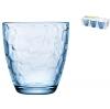 Set de 6 Vasos Vidrio PASABAHCE Puzzle 28 cl - Azul